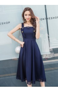 KDS050660891Y Strappy skater dress ACTUAL PHOTO (more color)