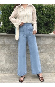 KPT10270212L Denim pants REAL PHOTO
