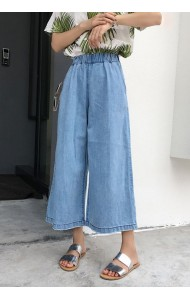 KPT10316312L Denim pants REAL PHOTO