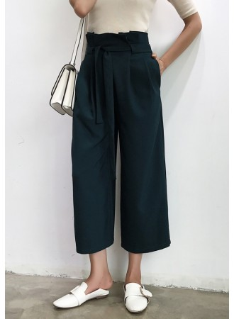KDS0115086M High waisted pants REAL PHOTO