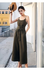 KJP04103209X Strappy jumpsuit REAL PHOTO
