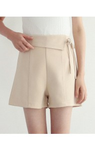 KPT050966048H High waisted ribbon pants REAL PHOTO