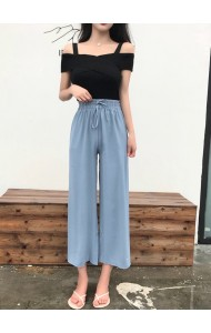 KPT0728989H Drawstring pants REAL PHOTO