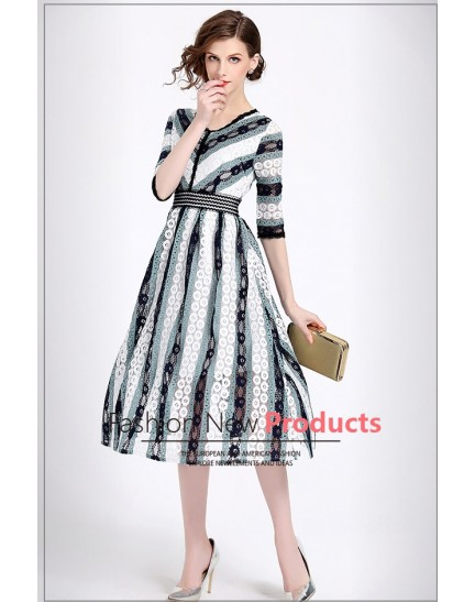 BDS09201006J Full lace dress REAL PHOTO