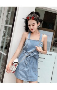 KDS10246061S Denim jumpsuit dress PHOTO