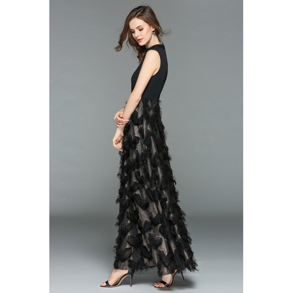 ... BDS11293923M Heart shape tassel prom dress PHOTO ... c2e4f782e