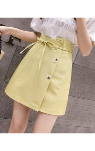 KSK05115391W Asymmetric skirt REAL PHOTO