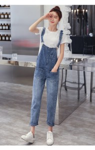 KJP0523165Q Denim jumpsuit REAL PHOTO
