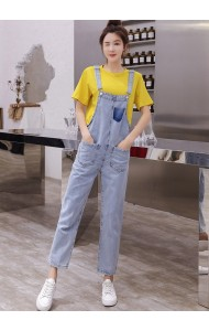 KJP0523565Q Denim jumpsuit REAL PHOTO