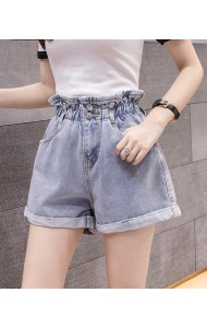 KPT06201589L High waisted short jeans REAL PHOTO