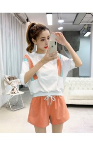 KST08156203J Sport pants set REAL PHOTO