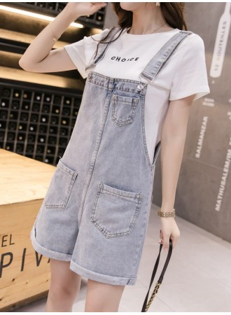 KJP10135366X Roll up jumpsuit REAL PHOTO