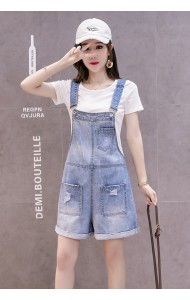 KJP1014982H Denim jumpsuit REAL PHOTO