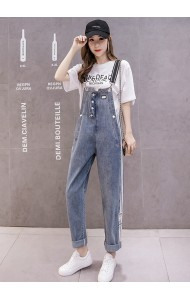 KJP1014983H Denim jumpsuit REAL PHOTO