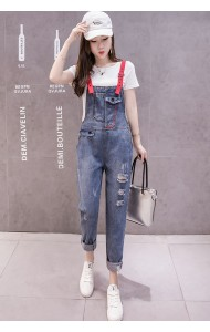 KJP1014303H Denim jumpsuit REAL PHOTO