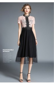 BDS11148085X Lace organza dress PHOTO