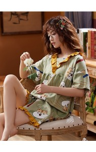 KWS043061086Y Bear cotton sleepwear
