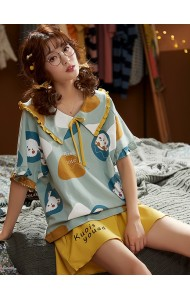 KWS043010086Y Bear cotton sleepwear