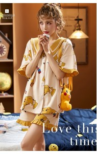KWS043050526Y Pikachu cotton sleepwear