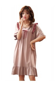 KWS043065316Y Pink cotton sleepwear