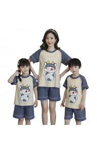 KWS06119S Family sleepwear-cow