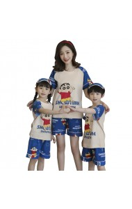 KWS06319S Family sleepwear-Shinchan