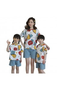KWS06619S Family sleepwear-Apple