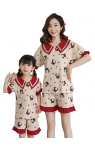 KWS06819S Family sleepwear-Girl