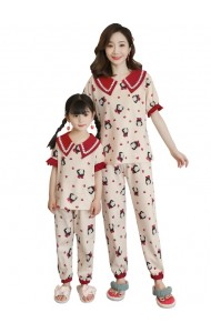 KWS06529S Family sleepwear long-Girl