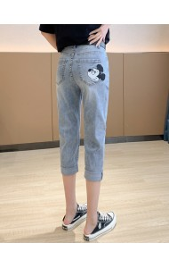 KPT078117H Back mickey jeans