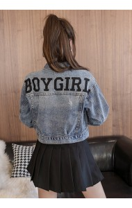 KTP073899H BOYGIRL Denim jacket