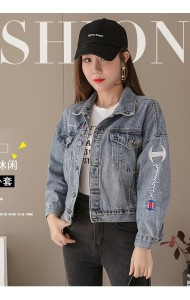 KTP07229H CHAMPION Denim jacket