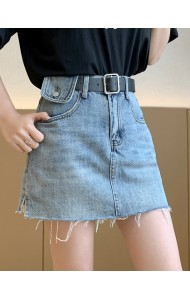 KSK073088H Denim mini skirt