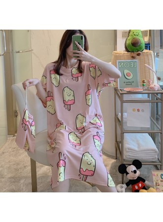 KWS04305126Y Ice cream sleepwear