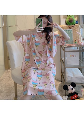 KWS04305132Y Ice cream sleepwear