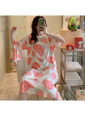 KWS04305135Y Strawberry sleepwear