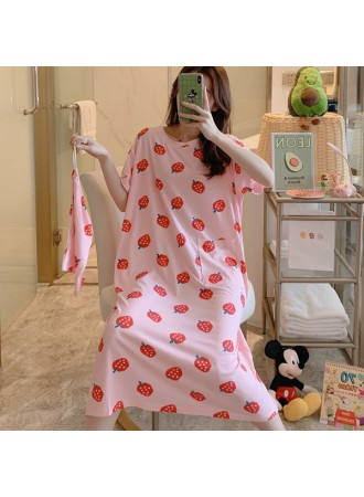 KWS04305136Y Strawberry sleepwear