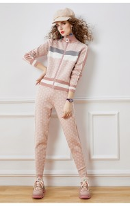 BST105299H Street knit pants set