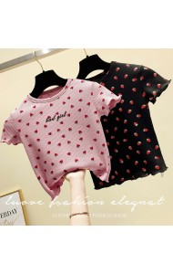 KTP11903Y SALES strawberry t shirt