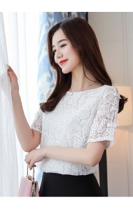 KTP110609J Full lace blouse