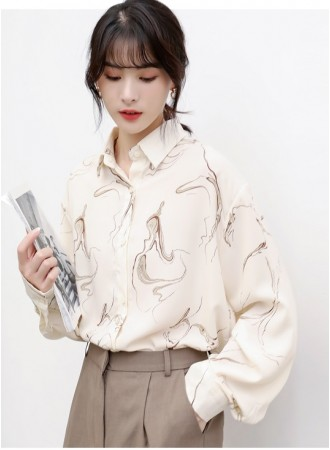 KTP12151H V neck shirt